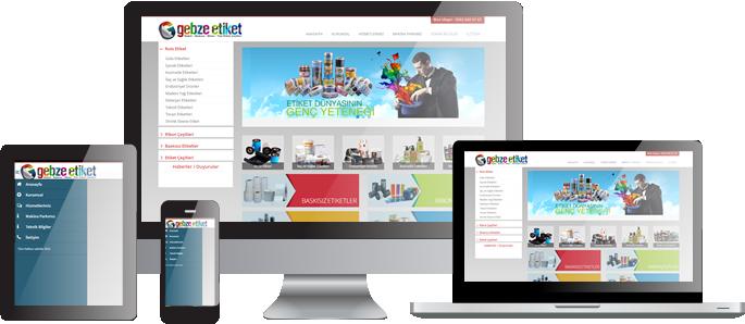 Gebze Etiket Web Sitesi