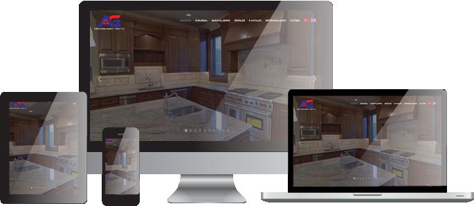 Almar Global Web Sitesi Hizmeti